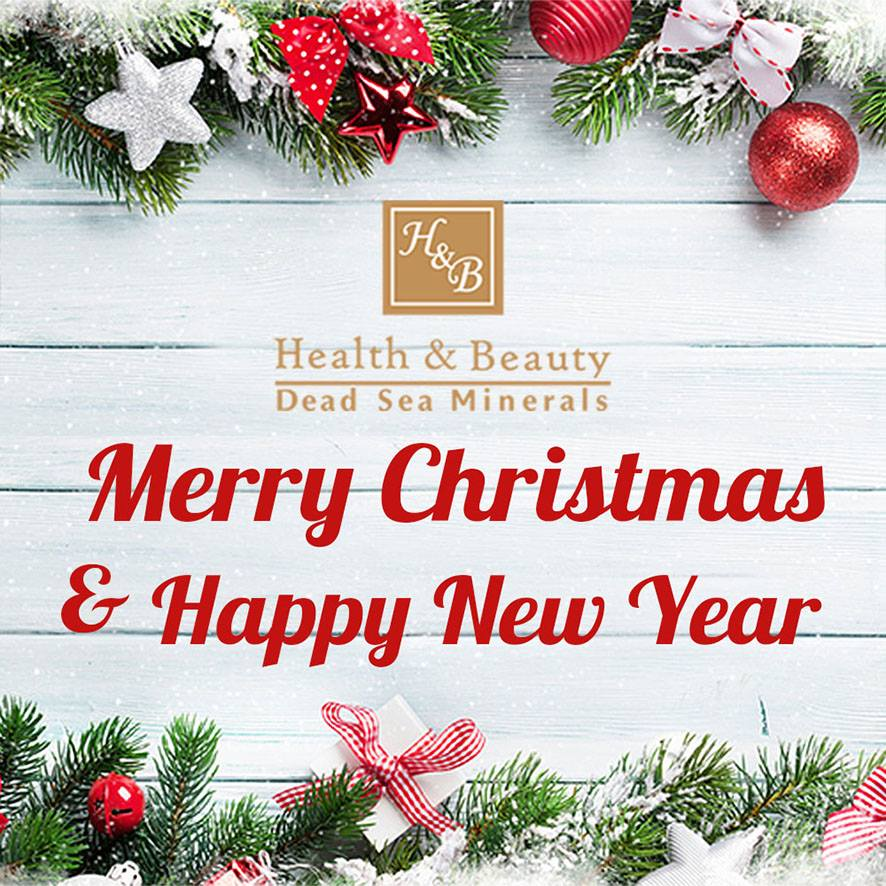Merry Christmas and Happy New Year | H&B Magazine | All About Health ...