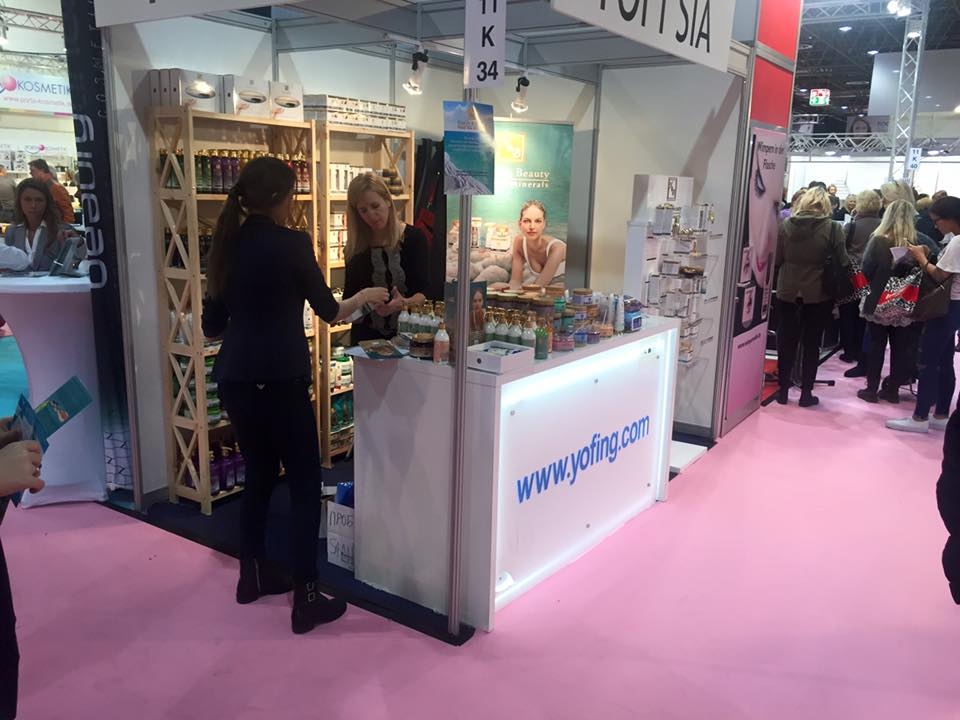 Health & Beauty at Beauty Düsseldorf – Europe's biggest cosmetics exhibition