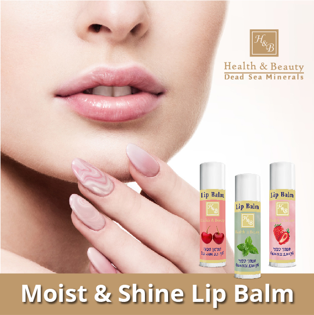 Natural moist and shine Lip balm | H&B Magazine